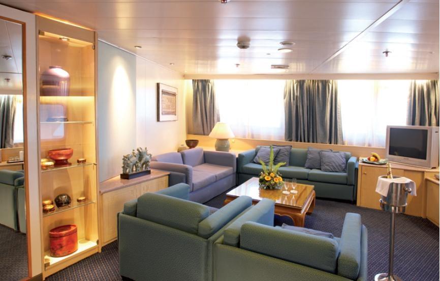 De Luxe Suite Oceanview