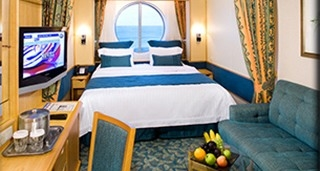 Ocean View Stateroom - Guaranteed