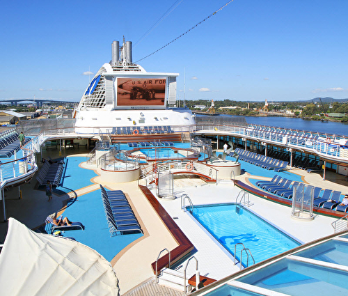 Sun Princess Cruises Great Deals On Cruises With Cruiseabout
