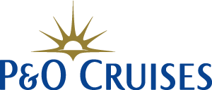 P and O Cruises logo