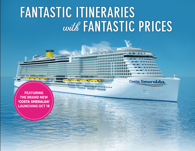 Cruise Holiday Deals for 2018, 2019 and 2020 | Cruise Club UK
