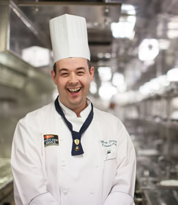 Cunard Cruises - White Star Chef