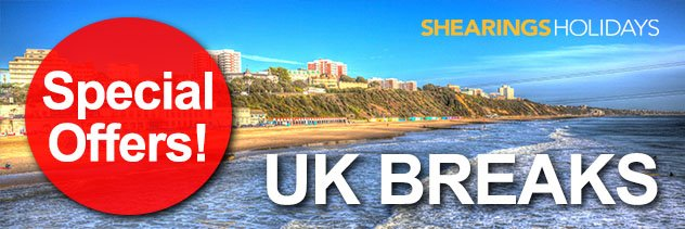 Shearings Holidays - Late Offers in the UK