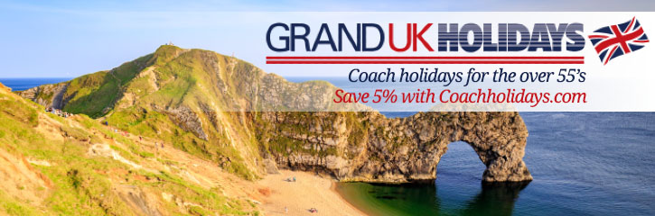 Grand UK Holidays Weekly Offers