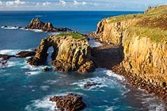 Land's End Landmark, Cornwall