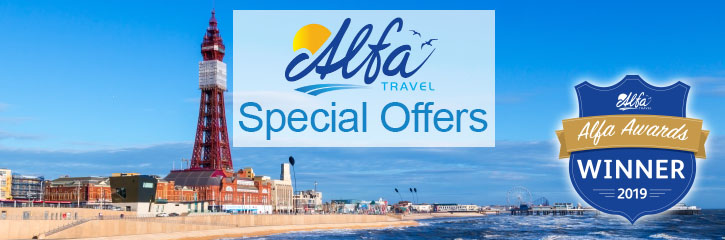 Special Offers from Alfa Travel