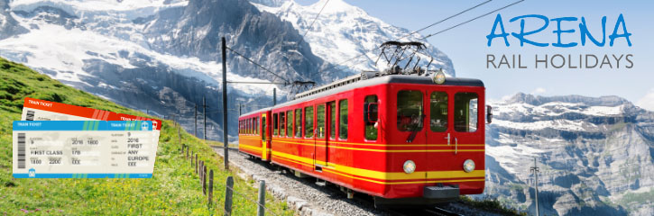 Arena Rail Holidays - Swiss Tours