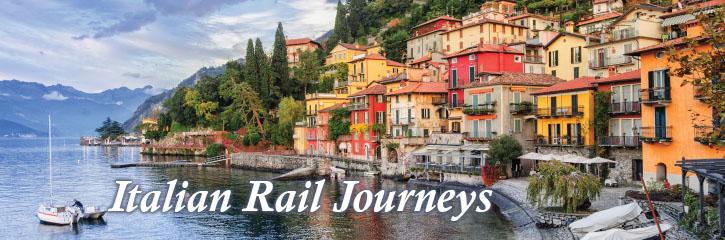 Arena Rail Holidays - Italian Tours