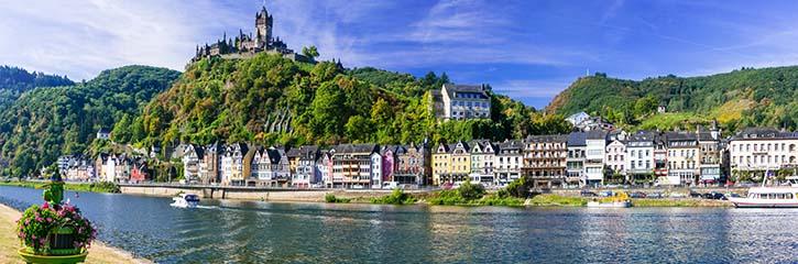 Rhine Cruise in the Heart of Europe - 5 star