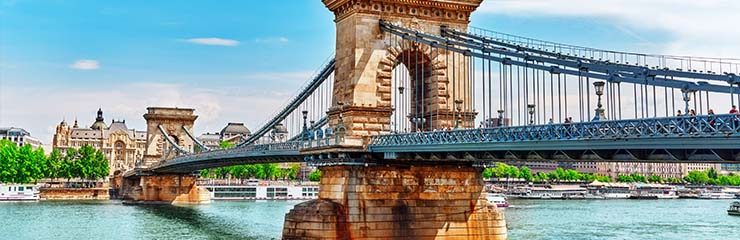 The Blue Danube - River Cruise - 5 star