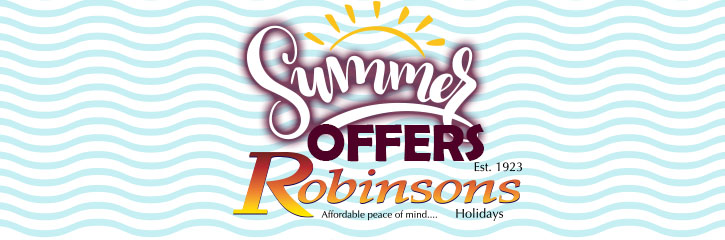 Robinsons' Summer Offers