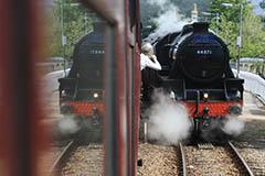 Jacobite Steam Train, Scotland Railways