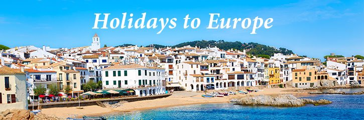 European Holidays from Shearings