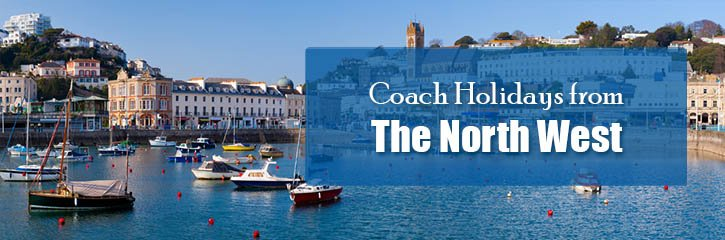 Great value Shearings coach holidays from from the North West