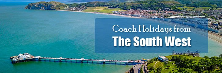 Great value Shearings coach holidays from the South West