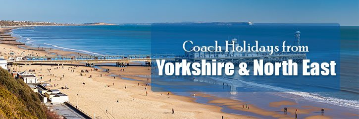 Great value Shearings coach holidays from Yorkshire