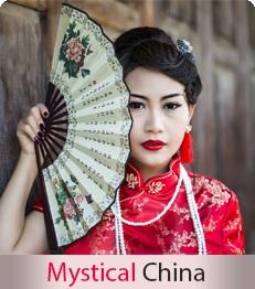 Mystical China - Escorted tours to China