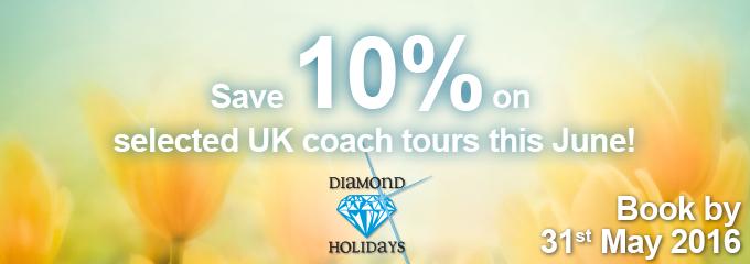 Diamond Holidays 10% Sale