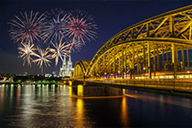 New Year on a River Cruise