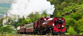 steam railway breaks