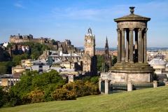 Edinburgh Military Tattoo and Holyroodhouse