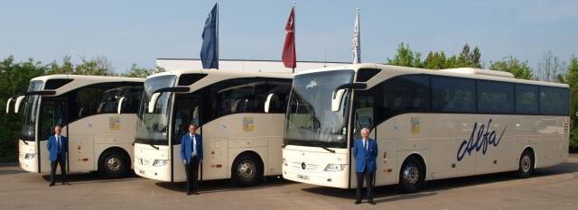 Alfa Coaches
