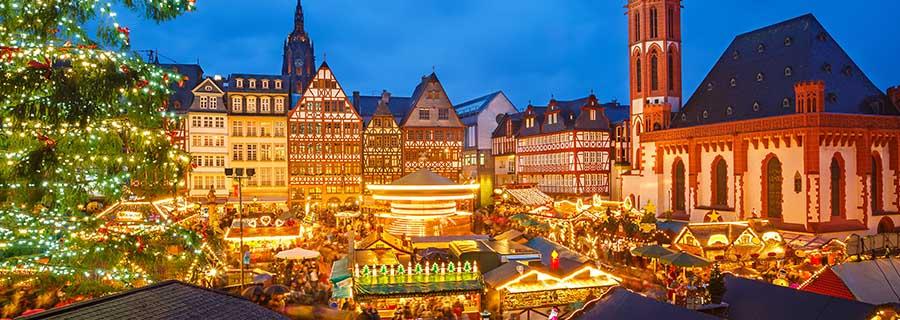 Awe Inspiring Christmas Markets Leger Holidays Coachholidays Com Easy Diy Christmas Decorations Tissureus