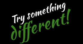 Hoseason | Try Something Different