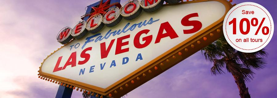 Trafalgar escorted tours to Las Vegas