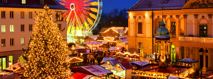 Christmas markets image