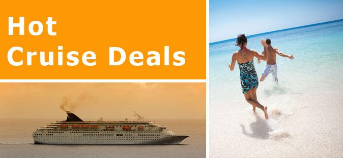 Hot Cruise Deals