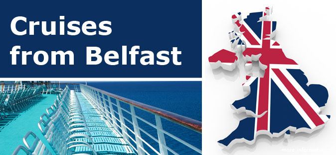 Cruises from Belfast