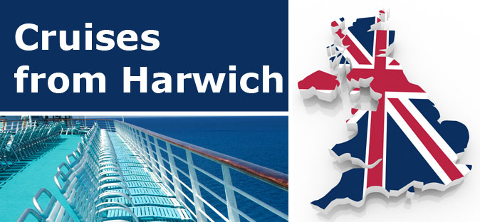 Cruises from Harwich
