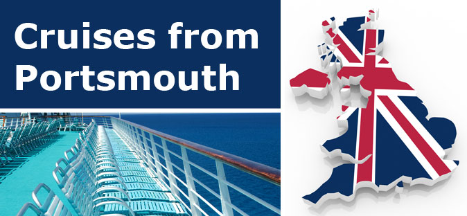 Cruises from Portsmouth