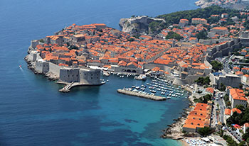 Dubrovnik from the Air!