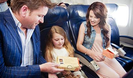 Thomas Cook onboard Dining