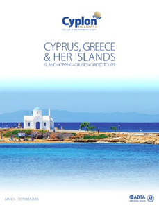 Cyprus, Greece & Her Islands Brochure