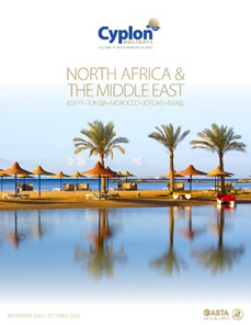 North Africa & the Middle East Brochure