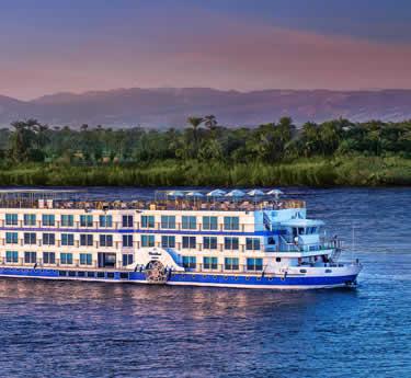 Nile Cruise Oberoi Philae