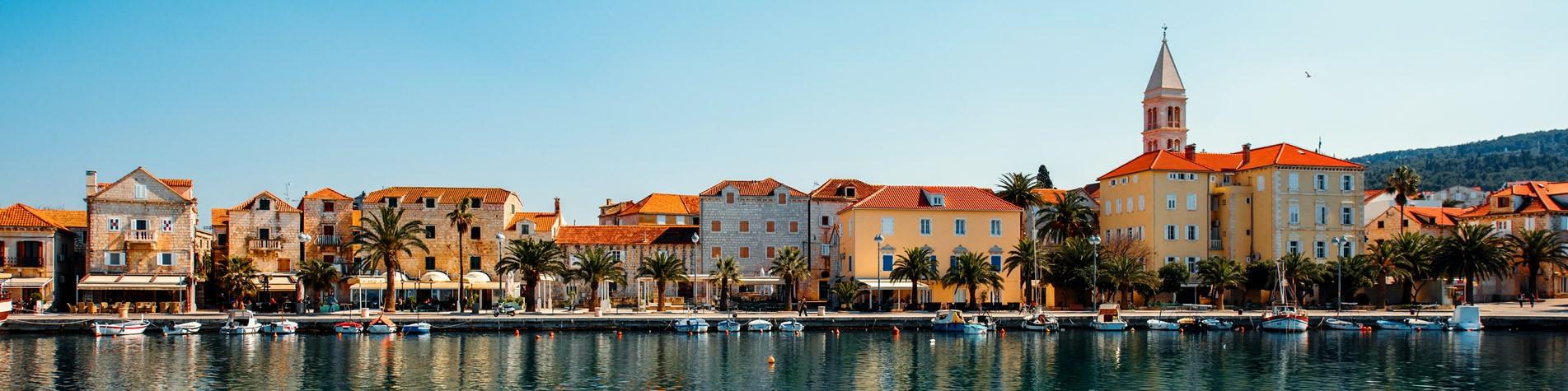Brac Island Dalmatia Holidays Specialists