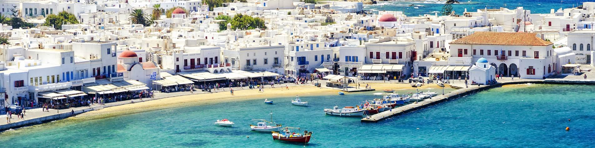 Mykonos Island Holidays Specialists