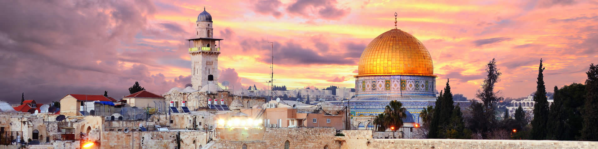 Jerusalem Holidays Specialists