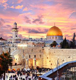 Guided Tours Holidays in Israel