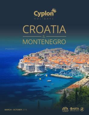 Croatia & Montenegro -