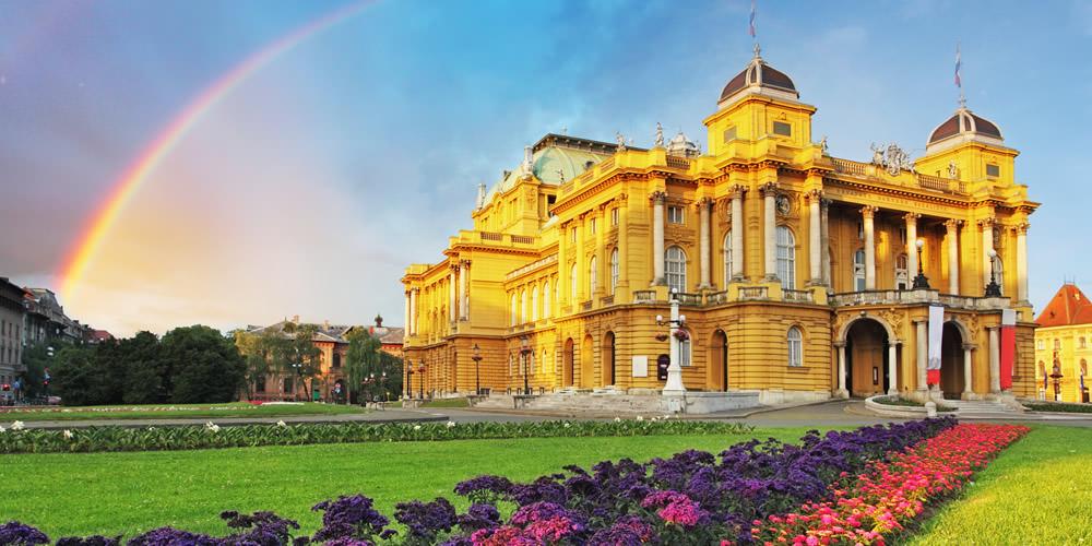 in Zagreb