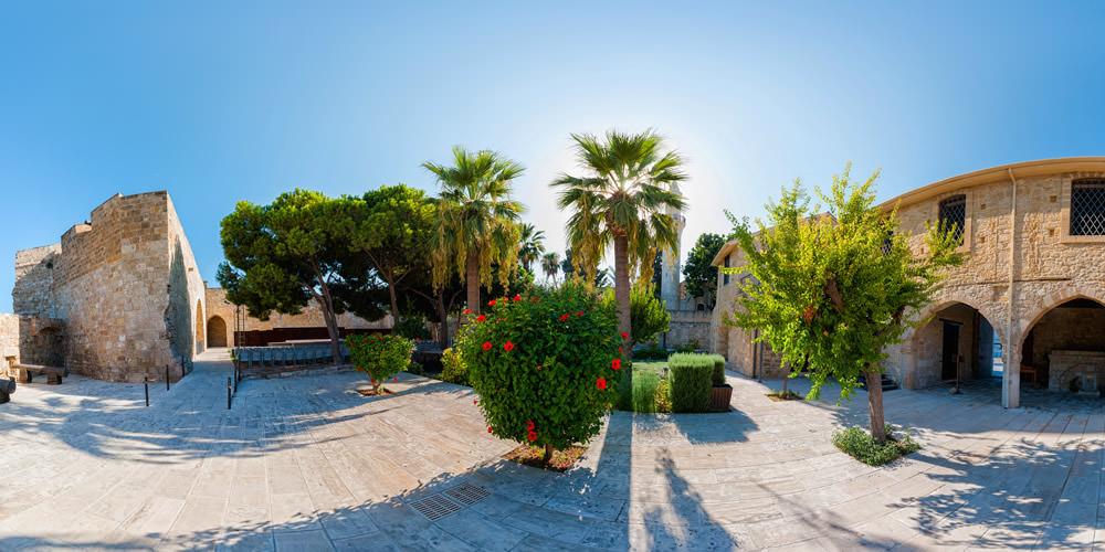 in Larnaca