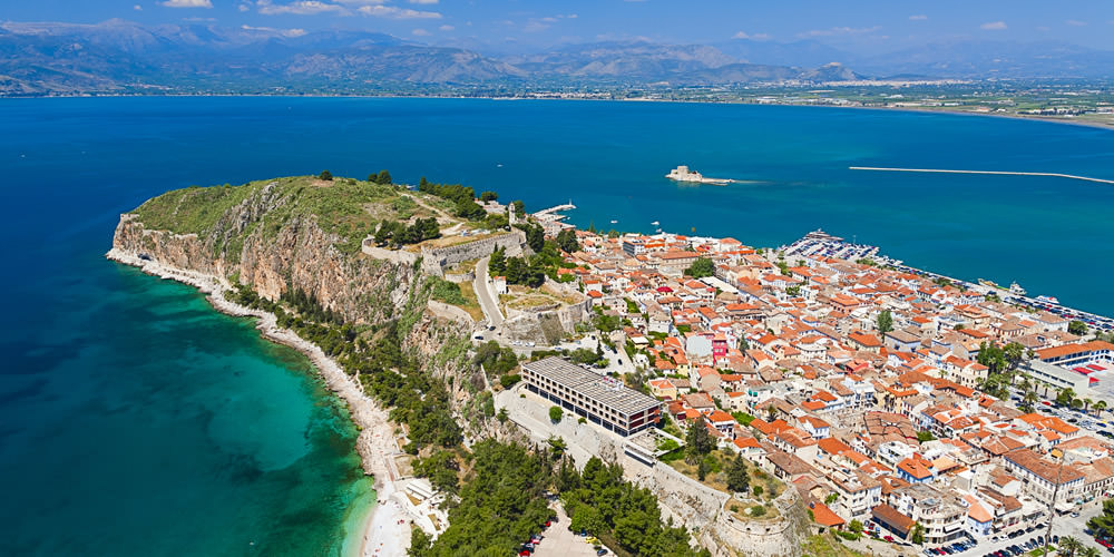 in Peloponnese