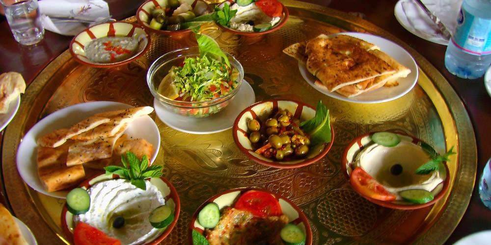 Cuisine in Jordan