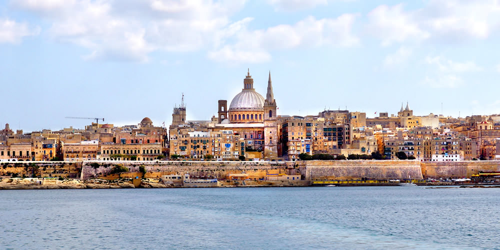 History in Malta