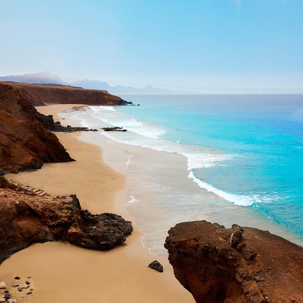 in Fuerteventura